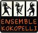 Logo des Ensemble Kokopelli